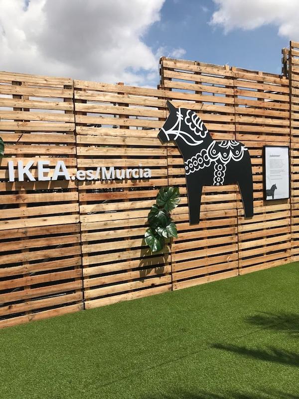 IKEA en Las Noches del Malecón chart