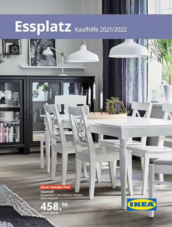 IKEA Essplatz Kaufhilfe 2021/2022