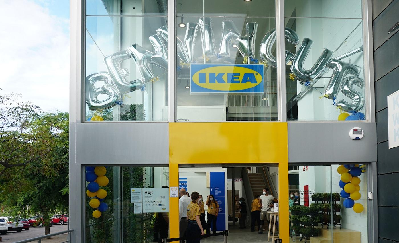 IKEA Estudio de Planificación Les Roquetes IKEA