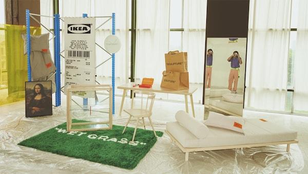 IKEA ET VIRGIL ABLOH LANCENT LA COLLECTION MARKERAD