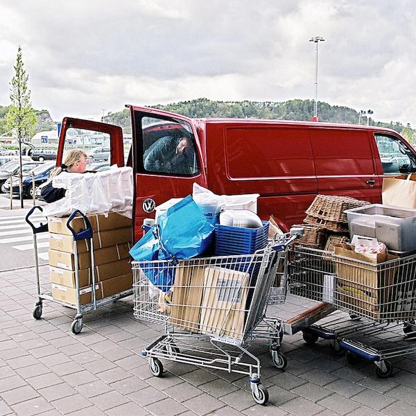 IKEA Family Angebot: 2h gratis Mietwagen ab 500 CHF Einkauf