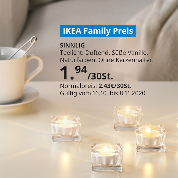 IKEA Family Angebote