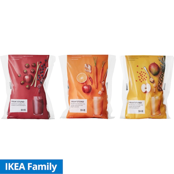 IKEA Family Assorted Smoothie 2 Packets @ RM29.90