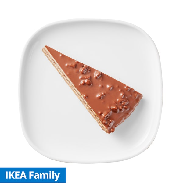 IKEA Family Crunchy Chocolate Almond Cake