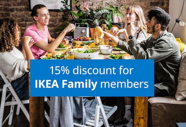 ikea family discount on solar panels at ikea