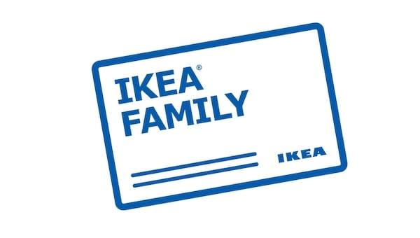 IKEA FAMILY kaart icoon
