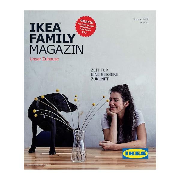 IKEA Family Magazin Herbst/Winter