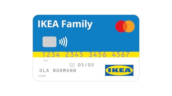 IKEA Family Mastercard®(1)