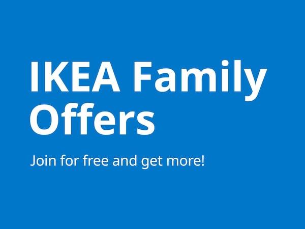 IKEA Family offer