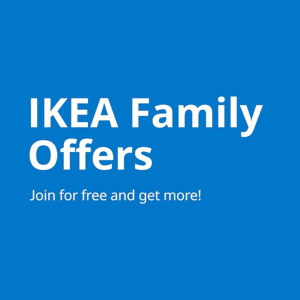 IKEA Family Offers