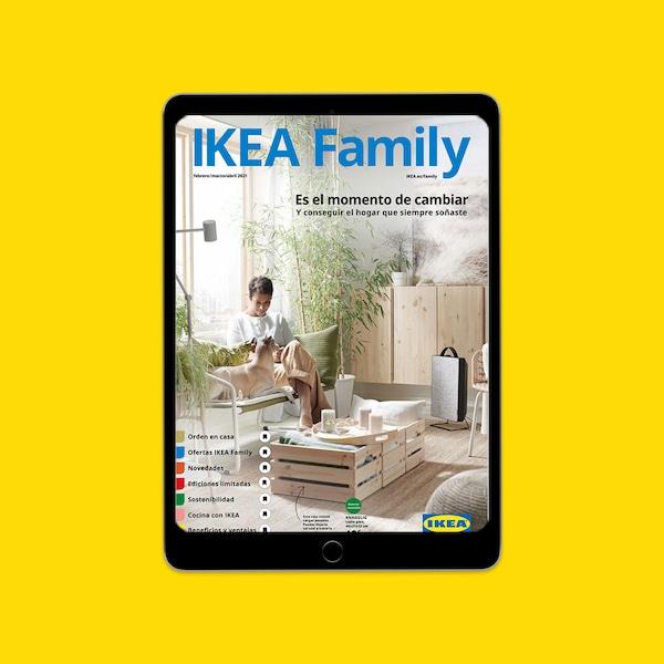 IKEA Family-ren aldizkari digital berria!