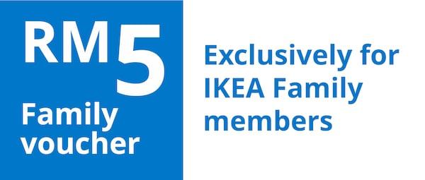 IKEA Family voucher