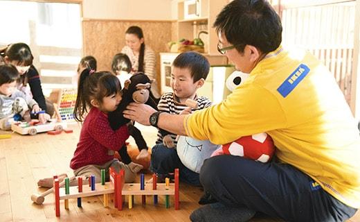 IKEA Family 子供募金