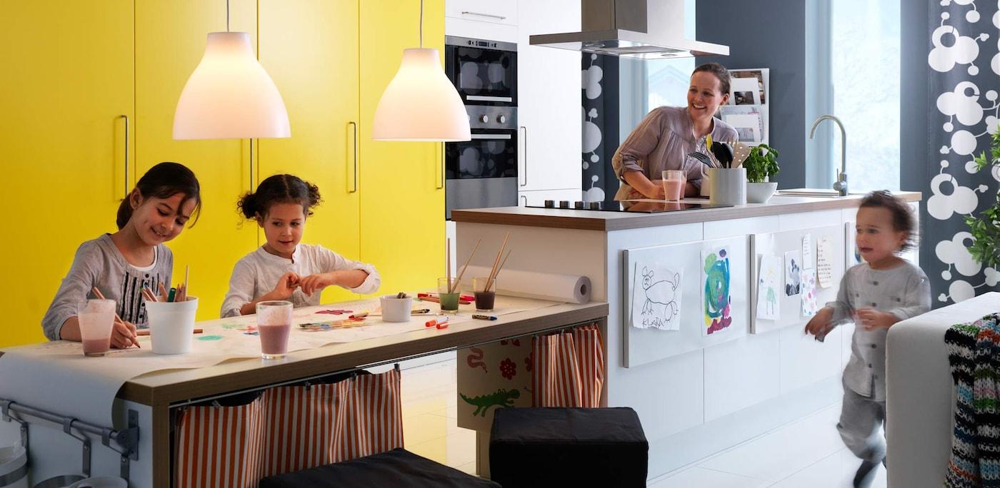 IKEA Festival: Küchentisch