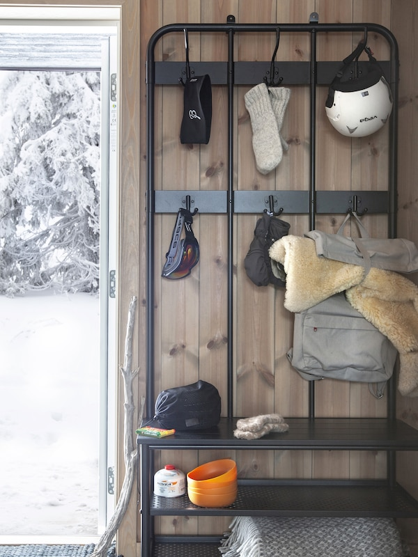 IKEA fjellhytte.