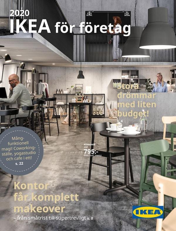 IKEA för Företag broschyr 2020