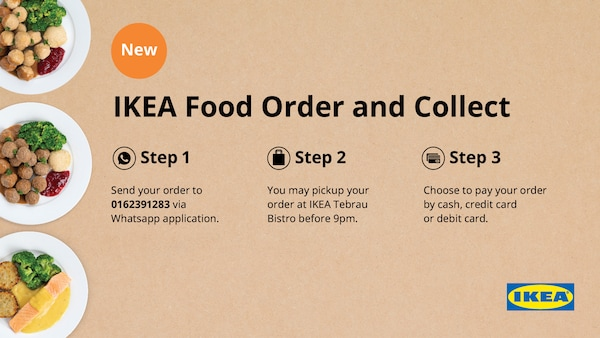 IKEA Food Order and Collect