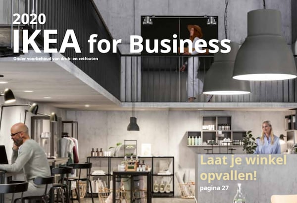 IKEA for Business brochure 2020