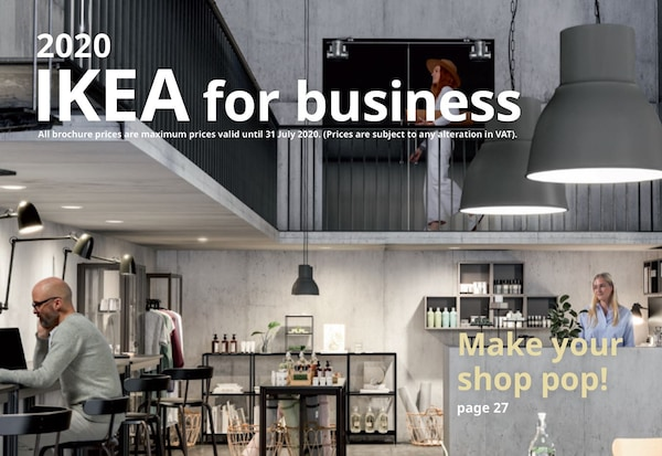 IKEA for Business brochure 2020