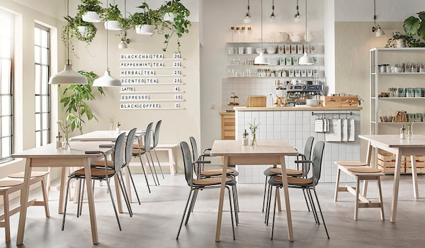 IKEA for Business: Gastronomieeinrichtung und Hotelmöbel
