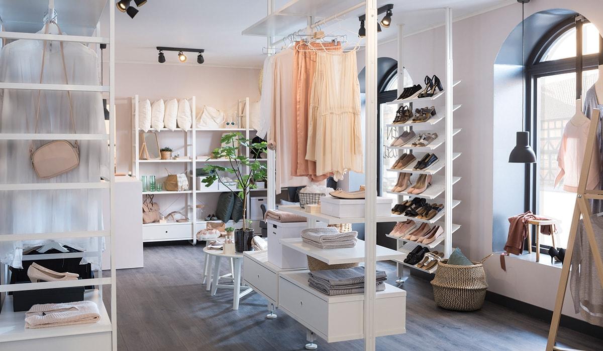 IKEA for Business: Ladeneinrichtung