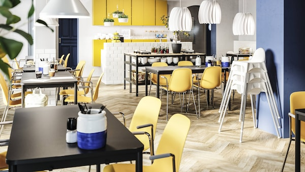 IKEA for Business - restaurant planning service