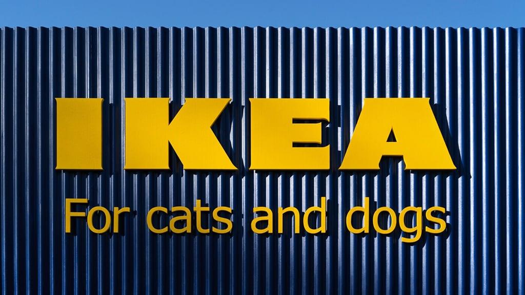 IKEA für Hunde und Katzen