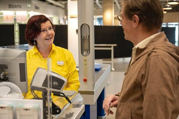 IKEA für Unternehmen Bezahlkarte