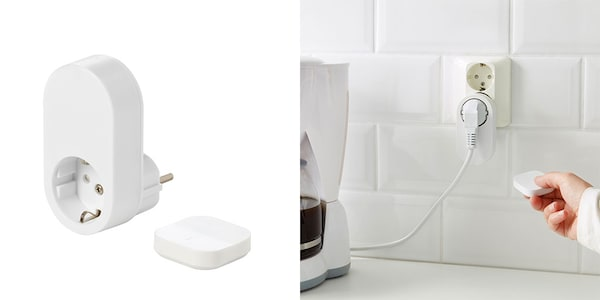Ikea Funksteckdose