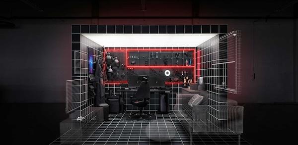 Ikea Gaming-Serie Header