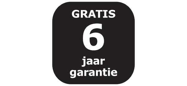IKEA garantie 6 jaar
