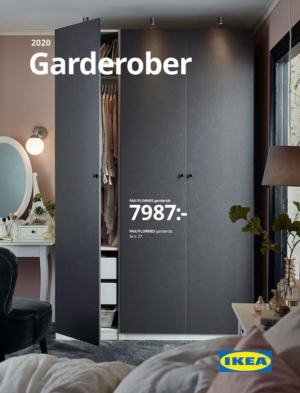 IKEA Garderobsbroschyr 2020.