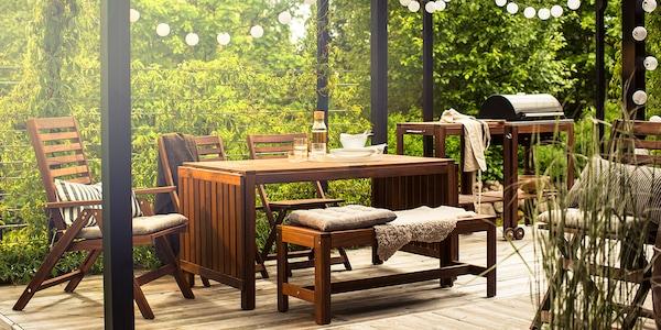 Balkonmöbel Gartenmöbel Günstig Kaufen Ikea