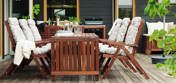 gartenm bel und accessoires online kaufen ikea. Black Bedroom Furniture Sets. Home Design Ideas