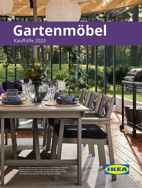 IKEA Gartenmöbel Kaufhilfe