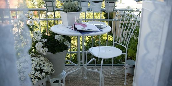 IKEA Gartenmöbel LÄCKÖ Serie