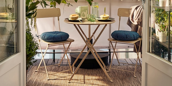 IKEA Gartenmöbel SALTHOLMEN Serie
