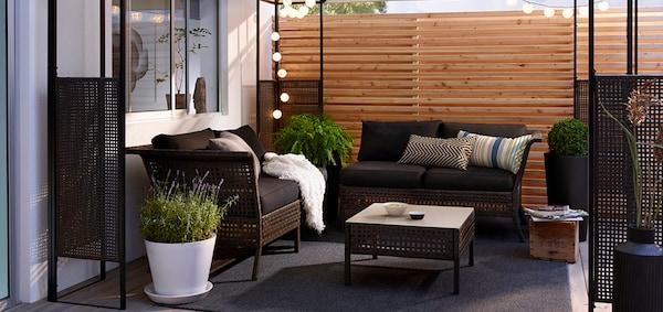 Ikea Balkonmöbel Äpplarö 2021