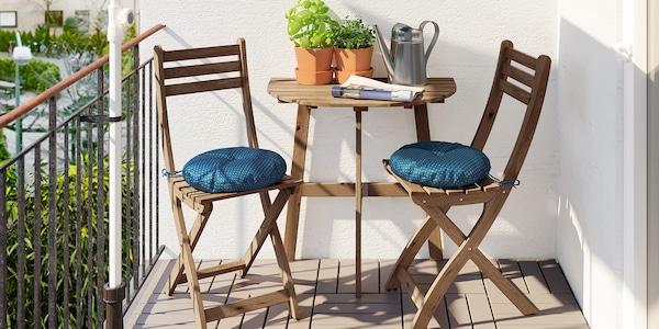 IKEA Gartenmöbel Sitzauflagen, ASKHOLMEN Serie
