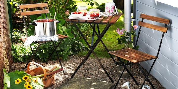 IKEA Gartenmöbel TÄRNÖ Serie