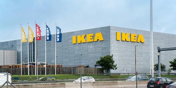 IKEA Gentofte varehuset