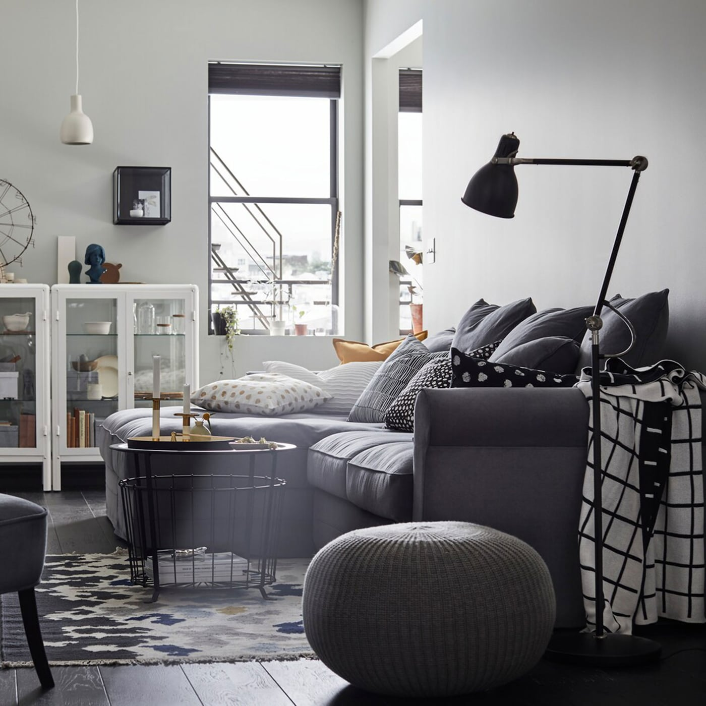 A Living Room Tune With The Arts Ikea