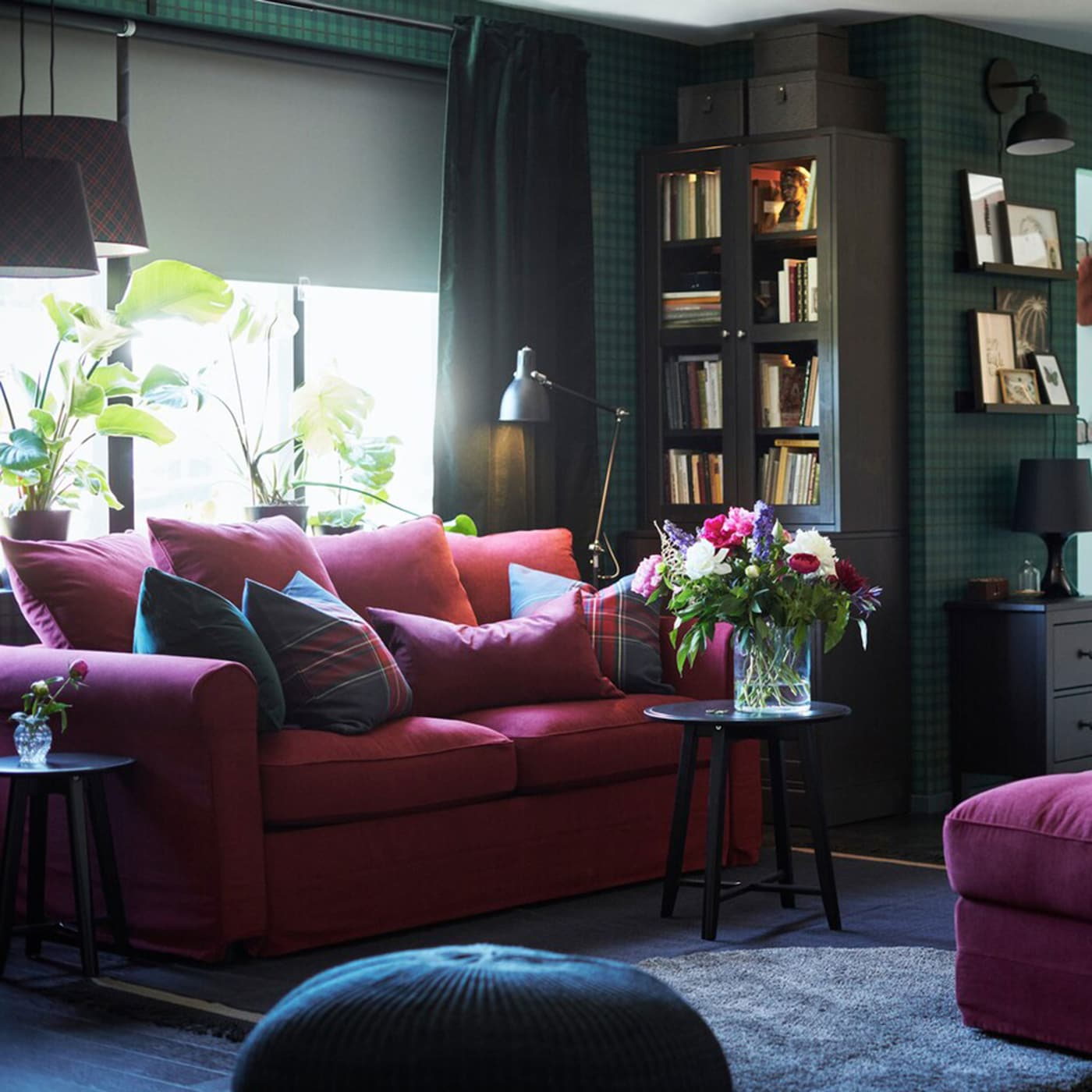 Bold Room Designs: Bold Living Room Ideas For A Space With Attitude