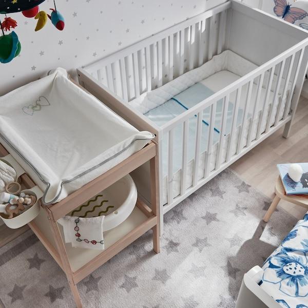IKEA GULSPARV Babybett