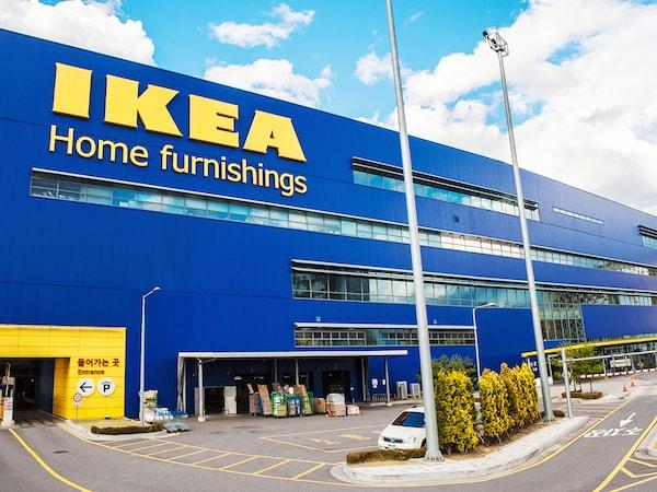 IKEA Gwangmyeong store