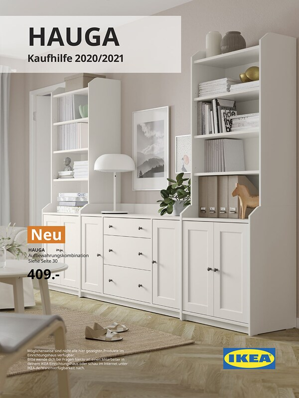 IKEA HAUGA Kaufhilfe 2020/2021