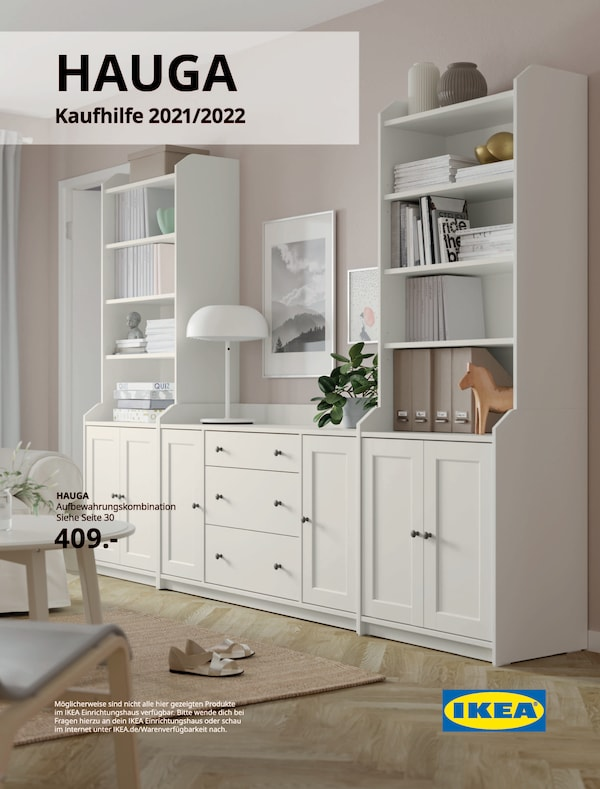 IKEA HAUGA Kaufhilfe 2021/2022