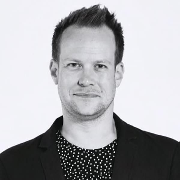 IKEA interior designer Fredrik Biel.