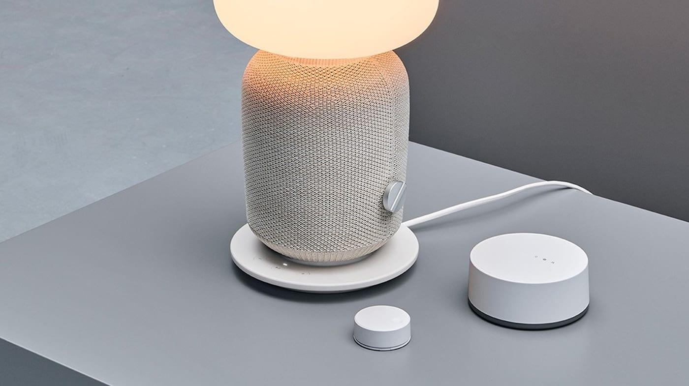 IKEA introduceert nieuwe besturing SYMFONISK producten