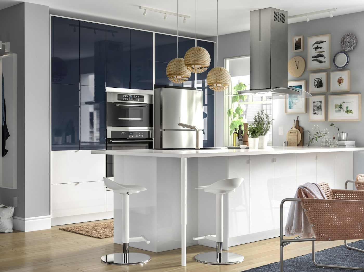 Be bold in the kitchen - IKEA